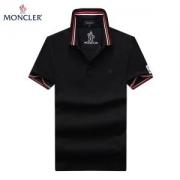 今GETしたいMONCLE綿ポロシャツ ブラッドモンクレールメンズ半袖ブラックデザインロゴ入り多色ホワイトビジネスマン話題の新作到着!