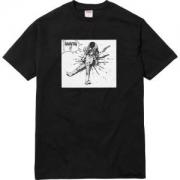 激レア 限定  半袖Tシャツ2色可選 2018春夏新作 シュプリーム SUPREME 撥水素材