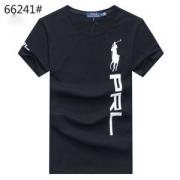2018春夏Polo Ralph LaurenクルーネックTシャツ デザインメンズポロラルフローレン半袖コットンブラックホワイト多色新品プリントシンプルトップス