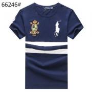 半袖Tシャツ メンズPolo Ralph Lauren新作ポロラルフローレン2018目を引き春夏クルーネックオシャレ上品綿ネイビーホワイトグレーロゴトップス