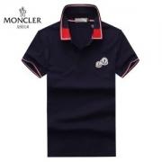 モンクレールMONCLER半袖ポロシャツ メンズ大人気ブラック毎日大活躍メンズホワイトネイビーコットン品質保証刺繍ロゴ上品オシャレ