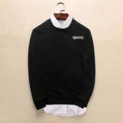 BALENCIAGA triple-s大人気セーター高品質2017バレンシアガニット切り替えブラック新作レッド高級メンズレディースファッション秋冬