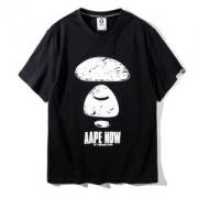確保済安い 2色可選  ア ベイシング エイプ A BATHING APE 2018年夏の王道ブランド!半袖Tシャツ