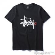 透け感良さ ステューシー STUSSY 半袖Tシャツ  2018新年度人気入荷 激レア 限定  2色可選