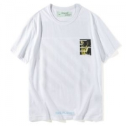 春夏人気が爆発2色可選 Off-White オフホワイト 半袖Tシャツ18新品*最安値保証