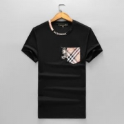 魅力的アイテム 2色可選 半袖Tシャツ 2018新年度人気入荷 バーバリー BURBERRY