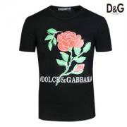 2色可選 半袖Tシャツ ドルチェ&ガッバーナ Dolce&Gabbana 2018新年度人気入荷 大人気個性がある雰囲気