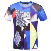 18新品*最安値保証 ヴェルサーチ VERSACE  半袖Tシャツ 大人気コラボ商品 売れた商品