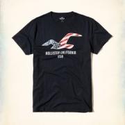2色可選 18新品*最安値保証 アバクロンビー&フィッチ Abercrombie & Fitch 半袖Tシャツ 最強の定番コーデ