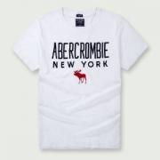話題となる人気品 2018年流行 アバクロンビー&フィッチ Abercrombie & Fitch 半袖Tシャツ 4色可選