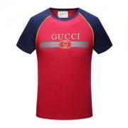 アップデザイン 半袖Tシャツ 2018新年度人気入荷 グッチ GUCCI 2色可選 安心な品質