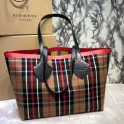2色選択可 BURBERRY バーバリー ハンドバッグ好感度の高い人気販売