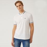2018驚きの低価格  ARMANIアルマーニ コピーブランド ポロシャツ無地スポーツウェアカジュアル紳士半袖3色可選