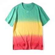 オフホワイトおしゃれセレブ愛用率NO.1 2色可選 半袖Tシャツ Off-White不思議格安セール
