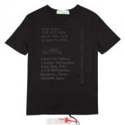 最旬のファッション半袖Tシャツ 不思議格安セール Off-White オフホワイト