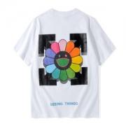 ランキング1位入賞2色可選目を惹くアイテム 半袖Tシャツ Off-White オフホワイト