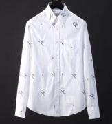 トムブラウン スーパー コピー予約販売商品THOM BROWNEホワイトシャツ逸品張り感薄手おすすめメンズシャツ