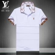 LOUIS VUITTON上品カジュアルスタイルコーディネートtシャツインナーアウターサラリーマンtシャツヴィトン 偽物 通販