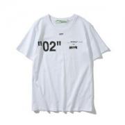 OFF-WHITE伸縮性抜群tシャツトップスオシャレオフホワイト 偽物定番デザインお買い得大人気半袖tシャツブラックホワイト