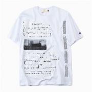 tシャツ プリント コピーOFF-WHITEオフホワイト便利アイテム半袖Tシャツ長持ち爆買いお得4タイプtシャツ夏物