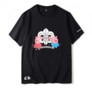 入手困難 クロムハーツ CHROME HEARTS  半袖Tシャツ  2色可選 目を惹く新作 数量に限定あり