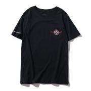 今大流行中!クロムハーツ Tシャツ コピー2018年期間限定セールCHROME HEARTS 人気 おしゃれ 新作 半袖 白 黒