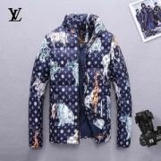 【2018ー19AW新作】セール!ヴィトン コピー ダウンジャケット メンズ LOUIS VUITTON秋冬コレクション 人気 高品質