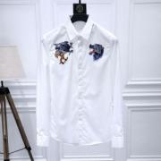 18新品*最安値保証 ドルチェ&ガッバーナ Dolce&Gabbana 上品で洗練された印象を引き立て 新作超高人気 シャツ