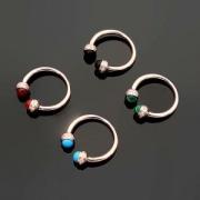 雑誌で話題の商品 ブルガリ BVLGARI リング/指輪 ins同款アイテム4色可選