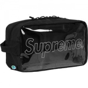 海外支持率が高い!シュプリーム SUPREME 2色可選 小型 軽量ポーチ SUPREME 18FW UTILITY BAG
