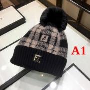 激安大特価定番人気 フェンディ FENDI ニット帽/ニットキャップ2色可選品質保証定番人気