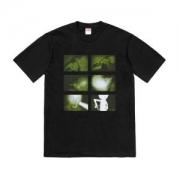 暑い日にも涼やかさを感じる  シュプリームSUPREME大人っぽい印象が素敵 Tシャツ/ティーシャツ 新鮮ながら上品 2色可選