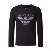 大人気商品再入荷! 3色可選 アルマーニ EMPORIO ARMANI 長袖Tシャツ 2018年冬の王道ブランド!