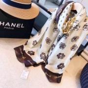 今すぐ欲しい  2色可選 2019春夏新作  スカーフ 新品限定セール シャネル CHANEL 雑誌掲載