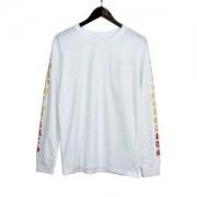 CHROME HEARTS 2019年春夏のトレンドクロムハーツ 長袖Tシャツ最新の注目ファッション