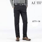 アルマーニ チノパン 2色可選 2019年春夏の流行アイテム  ARMANI より格好良さが際立ちます!