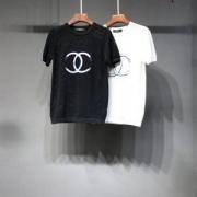 2019に人気もまだまだ継続しています 春夏で限定セール! CHANEL シャネル 半袖Tシャツ 2色可選
