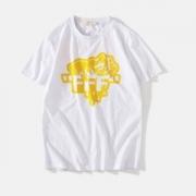 OFF-WHITE 2色可選 清潔感があり 2019魅力的な新作 大人っぽい雰囲気 Off-White オフホワイト 半袖Tシャツ