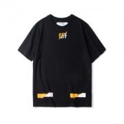 半袖Tシャツ OFF BLACK 2色可選 主張性が優れた新作 2019年春夏の流行アイテム Off-White オフホワイト