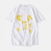 2019トレンドスタイル! Off-White オフホワイト 半袖Tシャツ OFF-WHITE 2色可選 着こなしが簡単につくれる