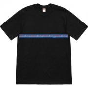 supremeスーパーコピー半袖tシャツシュプリーム t シャツ コピーおしゃれな一枚 伸縮性があり 快適な着心地 相性抜群根強い人気
