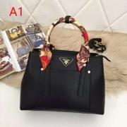 プラダ PRADA ハンドバッグ 4色可選 2019トレンドスタイル!春夏のコレクションで新作