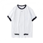 オフホワイト OFF-WHITE  半袖Tシャツ  2019年春夏のトレンド  2色可選  春夏で限定セール!