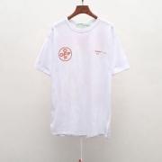 オフホワイト OFF-WHITE  おすすめコーディ  半袖Tシャツ  2019年春夏の流行アイテム  2色可選