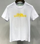春夏のコレクションで新作  オフホワイト OFF-WHITE  半袖Tシャツ  2019年春夏のトレンド  2色可選