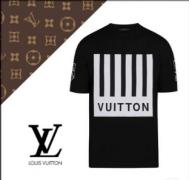 ルイヴィトン コピー tシャツ Louis Vuitton ブランド新作を先取り バーコードアース  トップス 男女兼用 カットソー 薄手