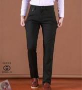 グッチ パンツ コーデ コピー GUCCI スリム ロングジーンズ スーツパンツ 二色可選 ストレッチ ストリート ファッション