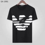 ARMANI ロゴ カットソー アルマーニ tシャツ コピー トップス オシャレさんお勧め! 激安 四色可選  ゆったり 通気性 通販