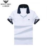 アルマーニ シャツ 激安 通販 ARMANI 人気 コーデ 四色可選 ポロシャツ アンダーウエア プリント カットソー カジュアル
