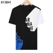ARMANI アルマーニ tシャツ メンズ 激安 コピー オシャレ 四色可選 通気性 半袖 トップス カットソー ストリート アウトドア